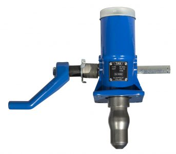 TAV100S mechanism for pneumatically operated TAV50SR coupling heads