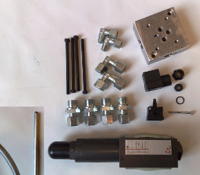 TAV5990 Hydraulic kit