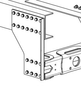 Side plate TAV704
